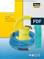 CAT 4660 Section C Coiled Air Hose and Fittings
