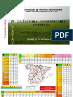 LA PASTORAL PENITENCIARIA EN ESPAÑA - 31 DICIEMBRE 2008