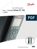 Inversor Danfoss Fc 102 Hvac Drive