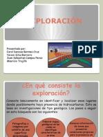 Exploracion petrolera