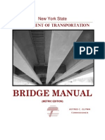 Bridge Manual - Complete Nysdot M 2008 Add 2