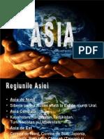 Geografie - Asia