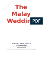 Edu Malay Wedding