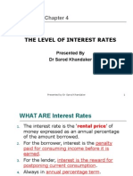 HBC620 Lecture3 Levelof Interest Rate Srd(1)