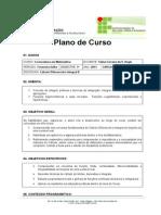 Plano de Ensino - Cálculo 2