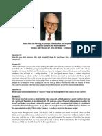 Buffett 2015