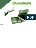 Manual Notebook Olivetti 1420