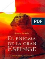 Barbarin Georges - El Enigma De La Esfinge.pdf