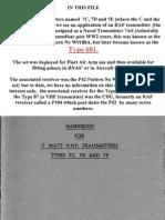 VHF TX 7D