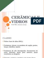Cerâmicas e Vidros