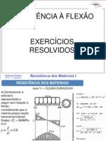 Elementos de Maquina Exercicios Resolvidos
