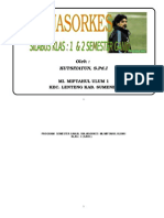 Program Semester GANJIL 2011-2012