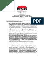 20150329 - PROUD Demonstratie - Eisenpakket