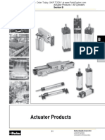 PND1000-3 Guided Cylinders