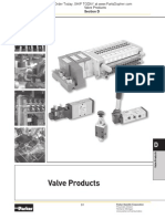 PND1000-3 Inline Valves