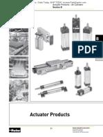 PND1000-3 Actuator Accessories