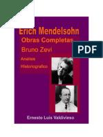 Ensayo Mendelsohn Bruno Zevi