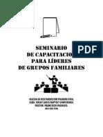 Seminario de Lideres de Grupos Familiares Irpv