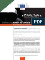 Fighting radicalisation at EU level