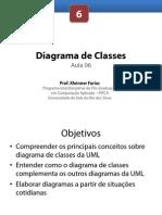 Aula 06 - Diagrama de Classes