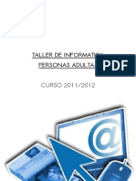 Proyecto Personas Adultas