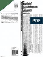 IgnatieffMichael-DerechosHumanosPoliticaIdolatria