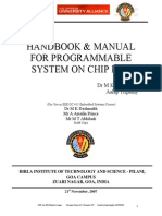 Psoc Handbook Manual Official Copy