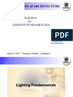 Training - Lighting Fundamentals