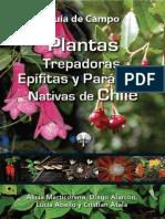 Plantas Trepadoras Epifitas y Parasitas Nativas de Chile