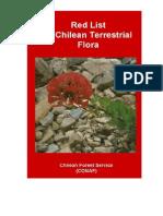 Libro Rojo Flora Terrest Re