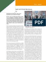 Zusammenarbeit Mit Klinik Bernburg Ist Erfolgsstory