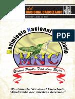 Boletin Movimiento Nacional Carcelario