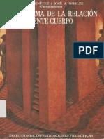 Benitez Laura Y Robles Jose Antonio - El Problema de La Relacion Mente - Cuerpo[1]