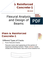Flexural Analysis and Design of Beamns 1