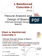 Flexural Analysis and Design of Beamns 4