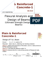 Flexural Analysis and Design of Beamns 9