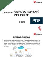 Conectividad de La Red Lan en Las Aip y Crt