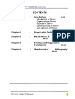 Stress Management Project Life Line.doc