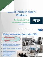 Dairy Australia Yogurt Evaluation