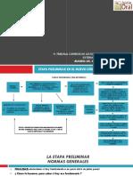 Sistema Acusatorio Adversarial - Etapa Preliminar