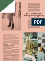 Anton hensing apartamento interview