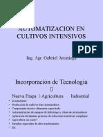 Automatización en Cultivos