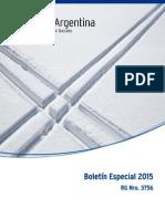Régimen de facilidades de pago para obligaciones vencidas al 28/2/2015