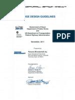 Bridge Design Guidelines