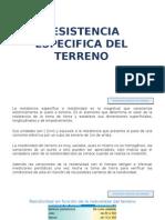 RESISTENCIA ESPECIFICA DEL TERRENO.pptx