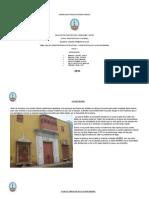 LA CASONA DEL CENTRO HISTÓRICO DE TRUJILLO