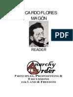 Magón Ricardo Flores - Reader