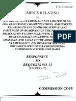 T7 B13 DOJ Doc Req 35-13 Packet 12 Fdr- Entire Contents- FBI Docs Incl Joanne Makely Call Transcript