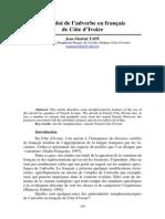 Jean Martial - L'Adverbe