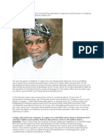 Fashola and Mega Corruption the True Face of Lagos - 9jabook